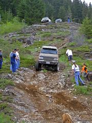 Redneck Mountain Climbing #4 (Trystian Sky) Tags: mountain truck offroad 4x4 hill olympus offroading c4040 cleelumlake c4040z olympus4040z 4040z olympus4040zoom