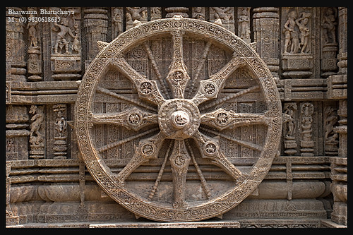 Chariot Wheel - Konark | Flickr - Photo Sharing!