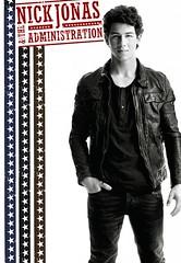Nick Jonas & The Administration Tour Calendar (desiingle™) Tags: rose garden am tour calendar who nick jonas administration the i