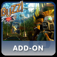 BUZZ QUIZ TV PSP Videogames Add-on
