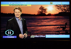 Meridian Weather Forecast (jo92photos) Tags: television tv forecast meridian itv meridianweather