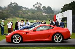Ferrari 599GTB HGTE (j.hietter) Tags: california red ferrari pebblebeach gtb 599 hgte