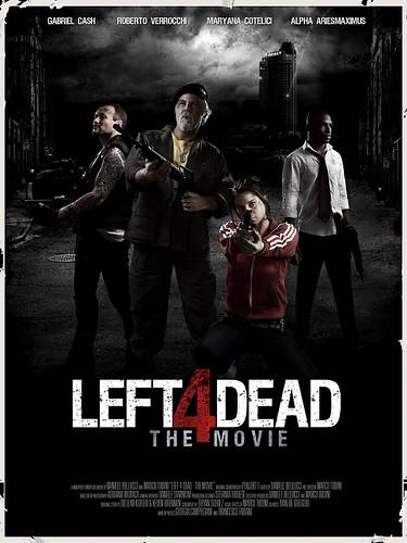 left 4 dead la pelicula