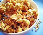 Priya's Caramel Popcorn Crunch