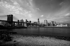 Brooklyn Bridge_MG_1401-2 (Andy McCarthy UK) Tags: city nyc newyorkcity travel skyline brooklyn walking break gothic dumbo arches landmark brooklynbridge eastriver suspensionbridge roebling thebridge brooklynbridgepark pedestrianwalkway downunderthemanhattanbridgeoverpass thebrooklynbridge