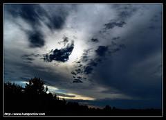 Lost Heaven / Elveszett Mennyorszg (FuNS0f7) Tags: summer storm hungary szolnok sonycybershotdscf828 passionphotography cloudslightningstorms alcsisziget