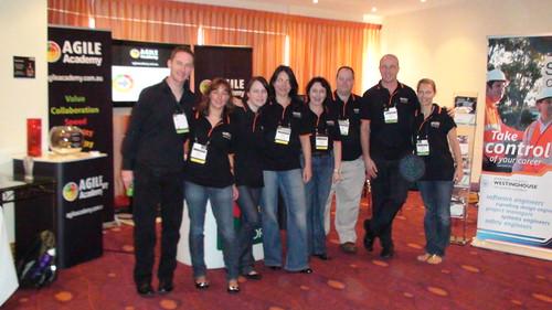 ASWEC 2009 - Agile Academy