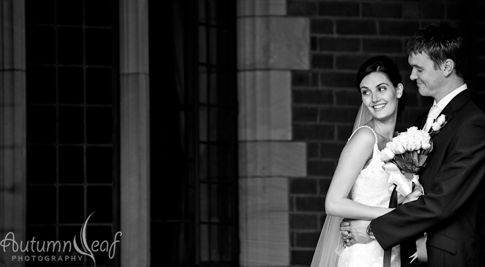 Cassy & Leon - The Couple in B&W (by Autumnleaf Photography)