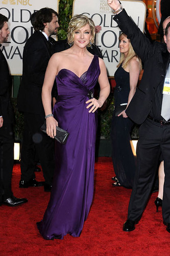 Jane Krakowski at the 67th Golden Globe Awards