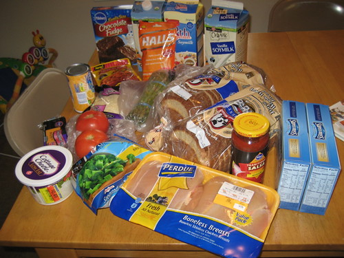 4284982291_59f1e33b55 Grocery Budget Buster: Forgetting the Groceries
