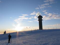 Lighthouse Light Displacement (jakalx) Tags: lighthouse feldberg