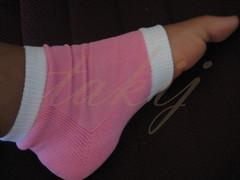 Avon Heel Socks