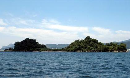 三ツ子島 写真