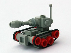 Tank (Legoloverman) Tags: tank lego