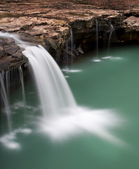 """""""I wanna free-fall, out into nothing"""" (clay.wells) Tags: county winter bw 6 motion pope blur nature water rock rural creek forest canon lens flow photography eos interesting stream long exposure outdoor clayton wildlife january wells falls falling explore management stop filter national nd area motor arkansas usm wilderness cp polarizer six ef 1740 circular ozark creeks wma density 2010 richland neutral piney ultrasonic bigmomma f4l 40d img8777 thechallengefactory cwellsphotography thepinnaclehof tphofweek29"""