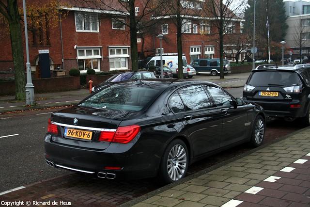 amsterdam li bmw luxury limousine 760