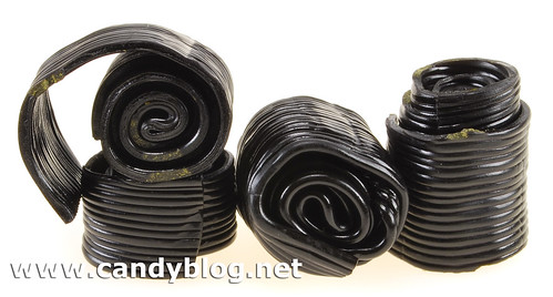 Broadway Licorice Rolls - Black Licorice