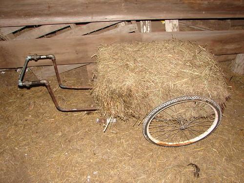 Bale Buggy