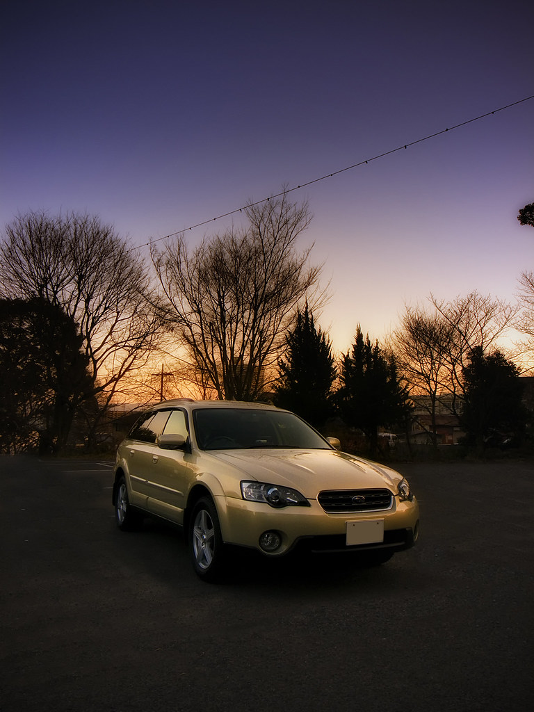 My Car / SUBARU OUTBACK