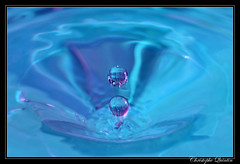Goutte (cquintin) Tags: water drops drop gouttes