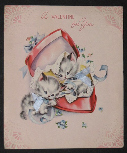 Vintage Valentine's Day Card 015