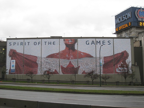 Molson Canadian Mural Project