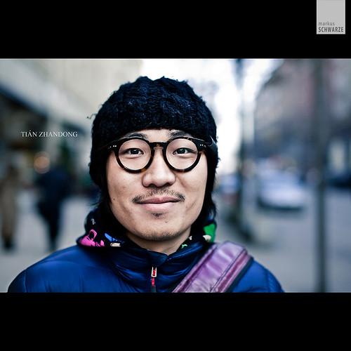 Tián Zhandong #034