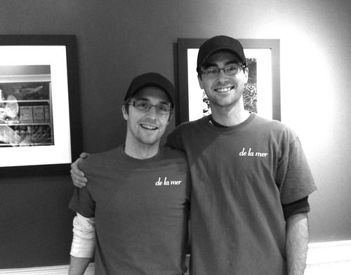 Dave and Blake