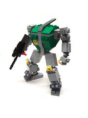 M1274A Light Combat Sniper (KryptonHeidt) Tags: robot kh mecha krypton heidt kryptonheidt