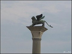 Leone Alato in Piazza San Marco (Gioand_64) Tags: venice italy italia venezia piazzasanmarco veneto leonealato