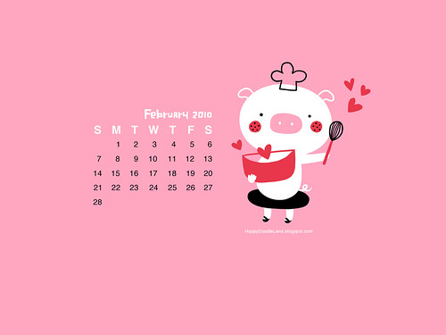 Free Desktop Calendar Wallpaper 1600x1200
