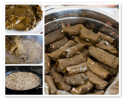 Making Dolmas