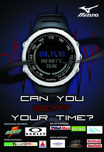 mizuno infinity run 2010 race results
