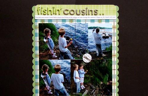 fishin' cousins..