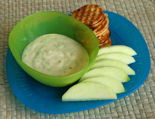 Honey Lime Dipping Sauce Recipe