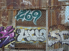 269, Hilo (KRITERION) Tags: art graffiti los angeles tag mta vs hilo script bomb lts ki sts kub kog 269 versuz