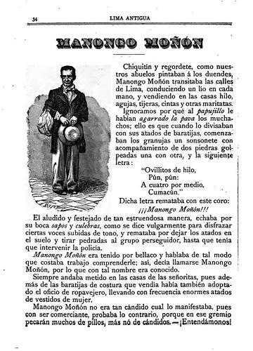 021-Manongo Moñon-Lima Antigua 1890-Carlos Prince