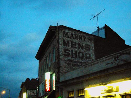 Manny's Mens Shop