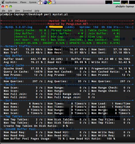 mystat 1.0 release