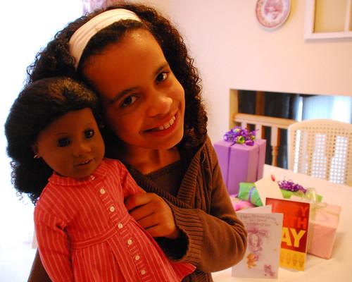 Addy doll