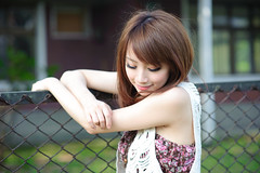 Doobe (Funstyle) Tags: portrait woman cute girl beauty model nikon asia taiwan 85mm sigma babe taipei  fx   2010 peopel     prettyface 2470   d700 md  doobe