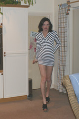 Zebra Crossing - 6th Feb 2010 (Claire Louise J) Tags: t tgirl transgender tranny transvestite crossdresser