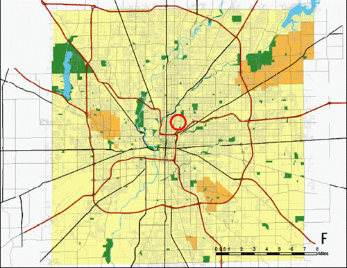 the SG district is centrally located (by: city of Indianapolis)