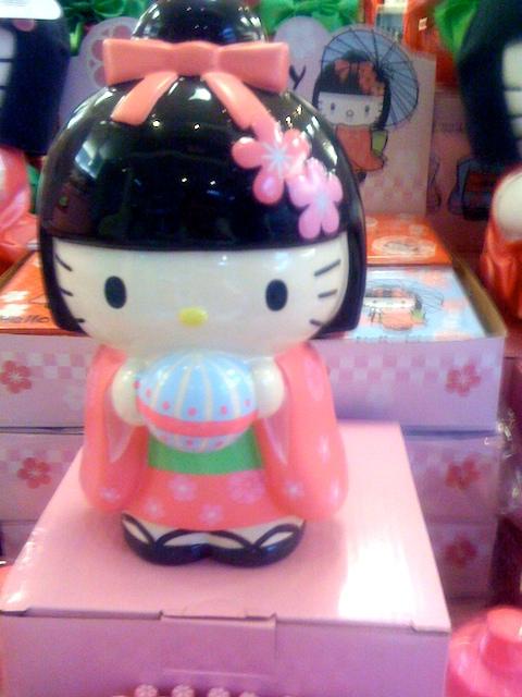 japanese kimono hello kitty