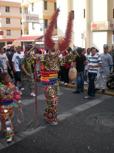 Carnaval de Santiago de Los Caballeros