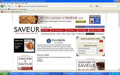 Saveur magazine