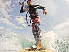 Delray Beach, Feb 9th (Thierry Dehove) Tags: kitesurfing delraybeach goprocamera thierrydehove