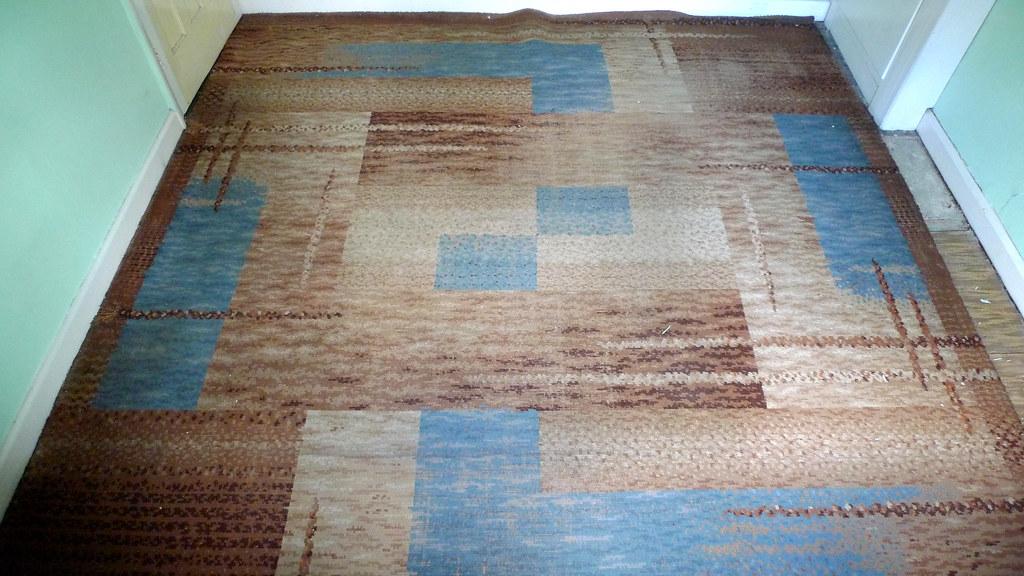 Original 1930s carpet