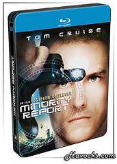 Blu-ray Minority Report