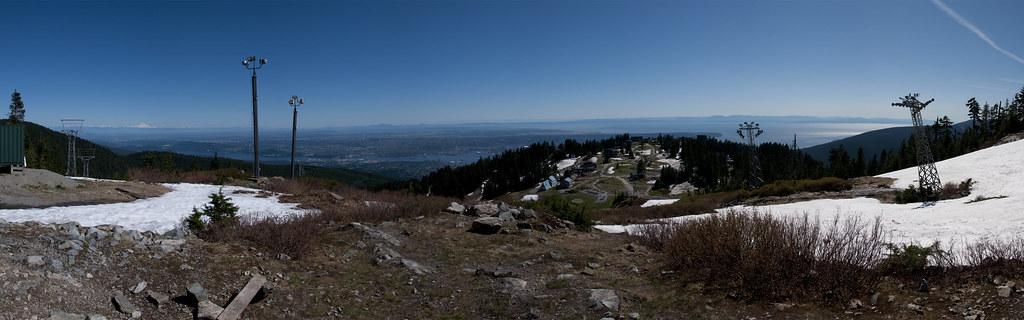 Grouse Mountain bei Vancouver